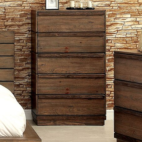 Anita 5 Drawer Chest by A&J Homes Studio