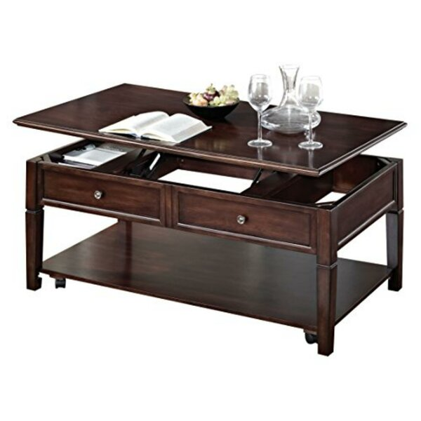 Eppler Wooden Lift Top Coffee Table With Storage By Darby Home Co