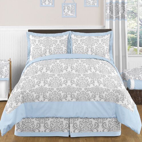 Avery 3 Piece Comforter Set by Sweet Jojo Designs