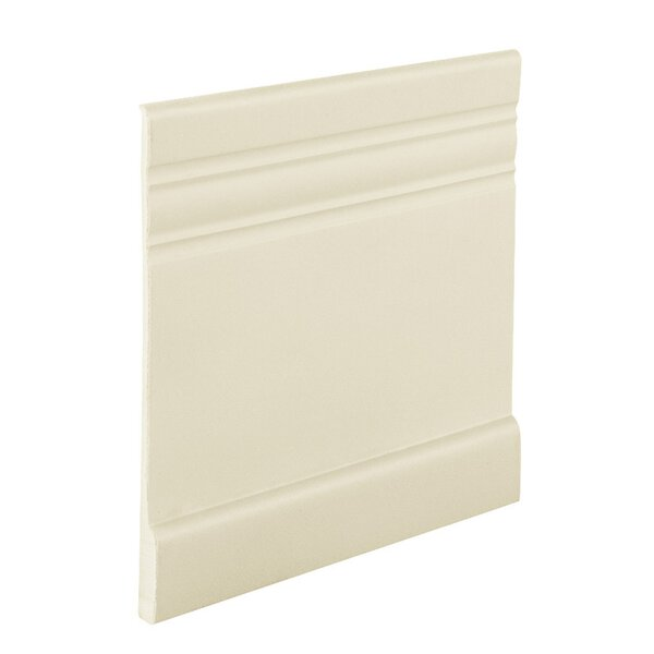 0.13 x 720 x 5.25 Cove Molding in Almond by ROPPE