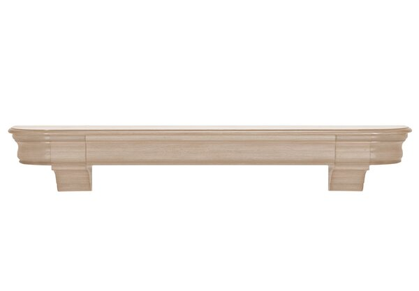 The Abingdon Fireplace Shelf Mantel by Pearl Mantels