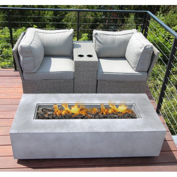 Simmerman 4 Piece Rattan Seating Group with Cushions by Brayden Studio