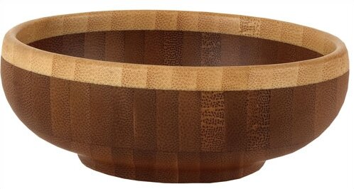 Salad Bowl (Set of 4) by Totally Bamboo