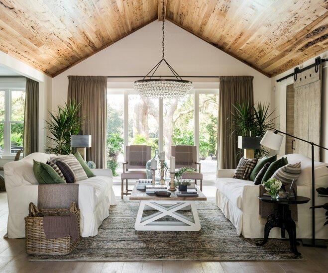 Superbe HGTV Dream Home 2017 Living Room