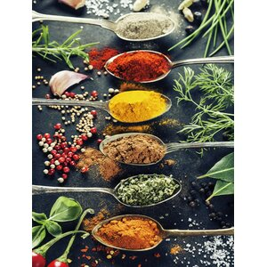 A Pinch of Spice Photographic Print by Cortesi Home