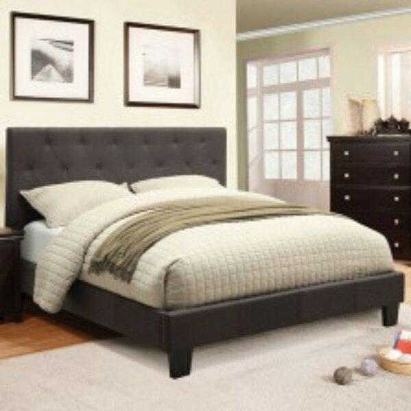 Hoghni Upholstered Platform Bed by Red Barrel Studio