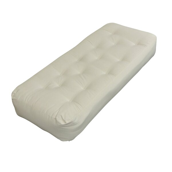 10 Foam and Cotton Loveseat Size Futon Mattress by Gold Bond