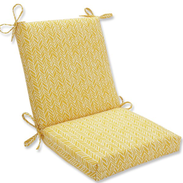 Indoor/Outdoor Adirondack Chair Cushion by George Oliver