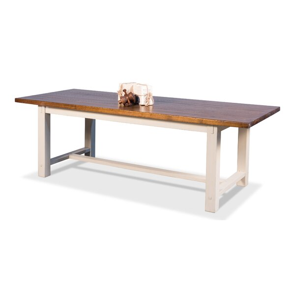 Camilla Solid Wood Dining Table by Ophelia & Co.