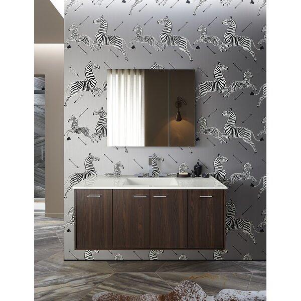 Verdera 34 x 30 Aluminum Medicine Cabinet by Kohler