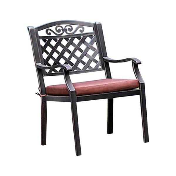 Carpentersville Armchair by Alcott Hill