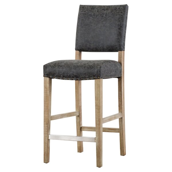 Welling 26 Bar Stool by Gracie Oaks