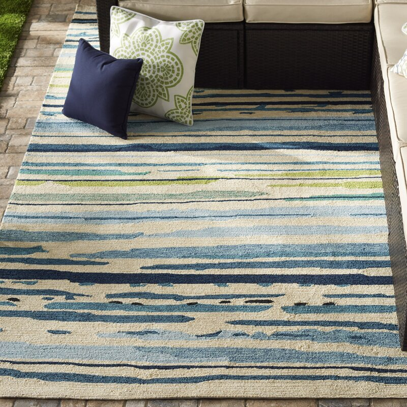 outdoor area rugs hooked polypropylene blue green outdoor area 28948