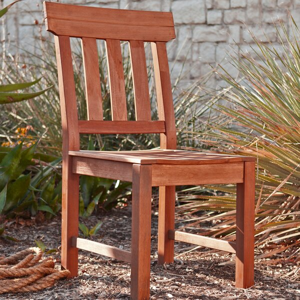 Dabney Hardwood Chair by Wildon Home ®