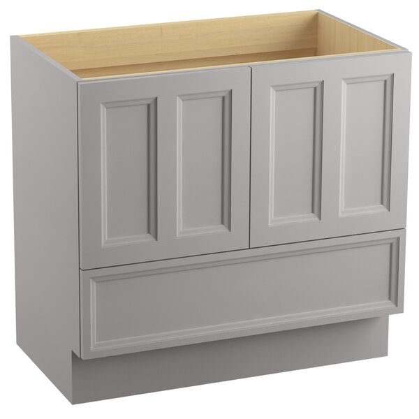 Damask™ 36 Vanity with Toe Kick, 2 Doors and 1 Drawer by Kohler