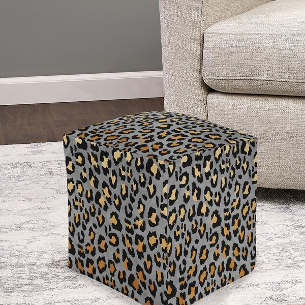 Cottom Pouf by World Menagerie