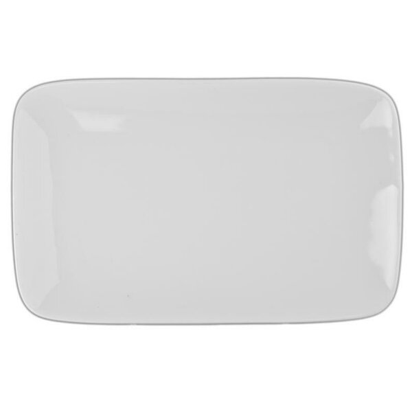 Asian 9.25 Rectangular Plate (Set of 4) by BIA Cordon Bleu