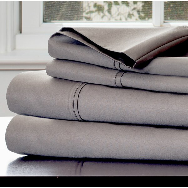 1000 Thread Count Sheet Set by Plymouth Home