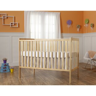 Top Synergy 3-in-1 Convertible Crib By Dream On Me