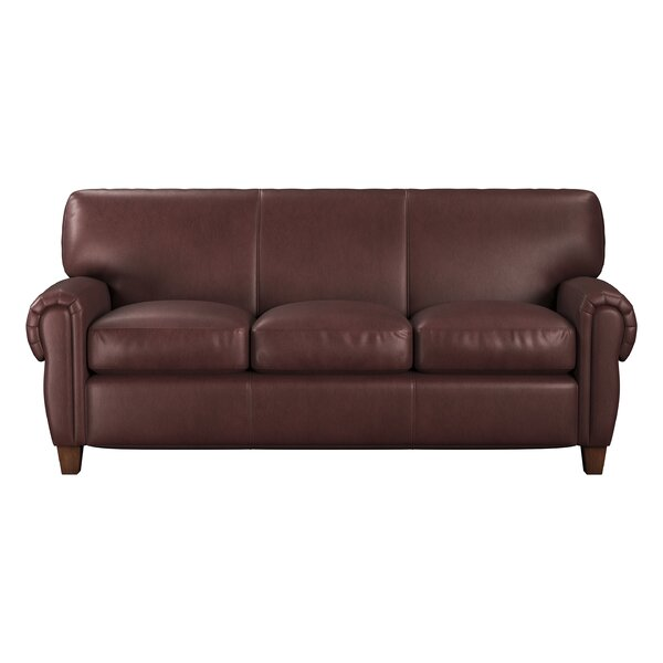 Bailey Leather Sofa By Westland And Birch