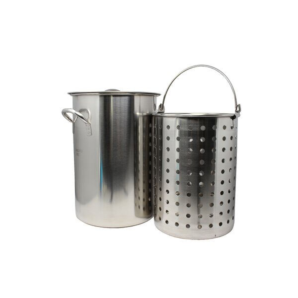 Multi-Pot with Lid by Concord Cookware