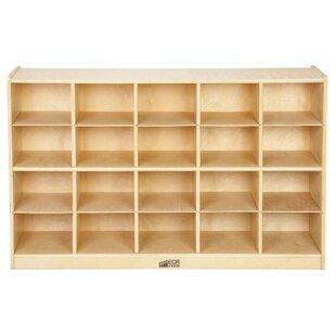 Best Price Cabinet 20 Compartment Cubby By ECR4kids