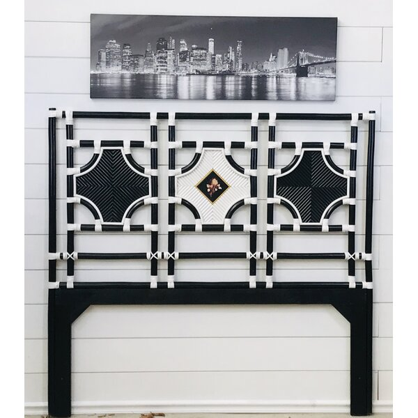 Syed Queen Open-Frame Headboard by Bayou Breeze