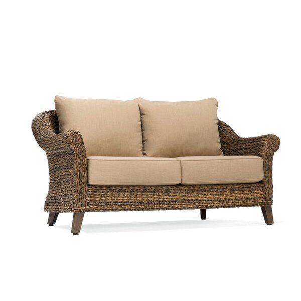 Cayman Loveseat with Sunbrella Cushions by Winston