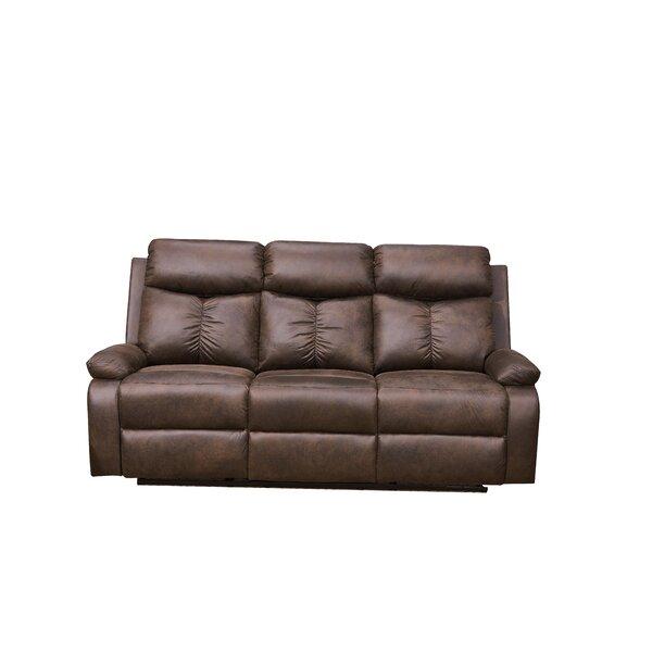 Genebern Reclining Sofa By Red Barrel Studio