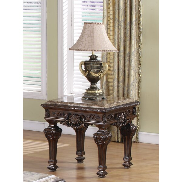 Tulloch End Table By Astoria Grand