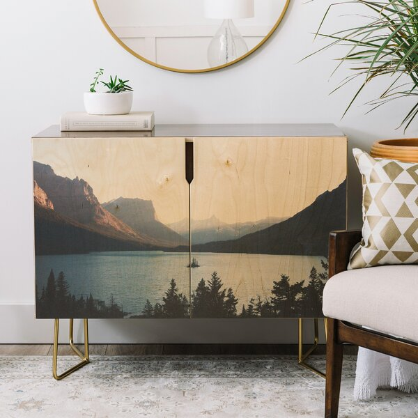 Montana Dusk Credenza by East Urban Home