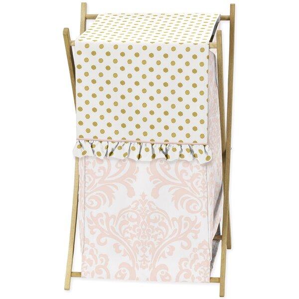 Amelia Laundry Hamper by Sweet Jojo Designs