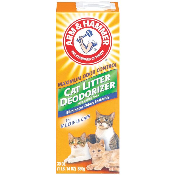 Cat Litter Deodorizing Powder (Set of 9) by Arm & Hammer®
