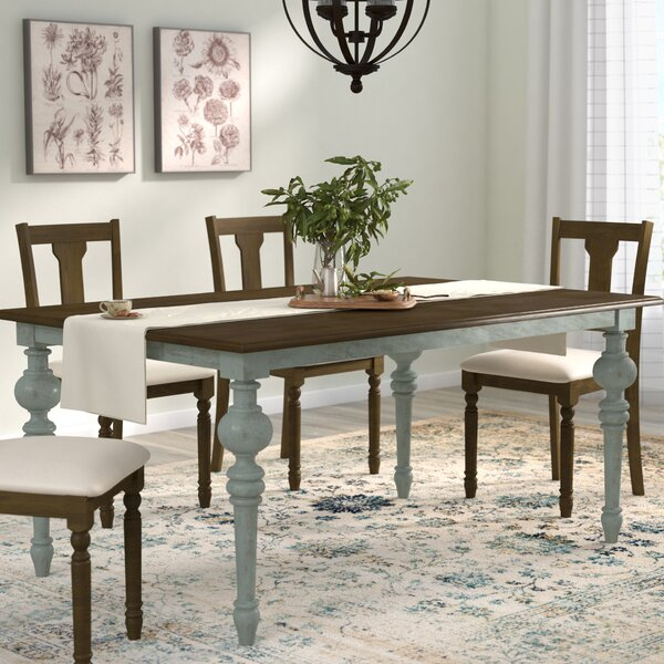 Sandbach Extendable Dining Table by Three Posts