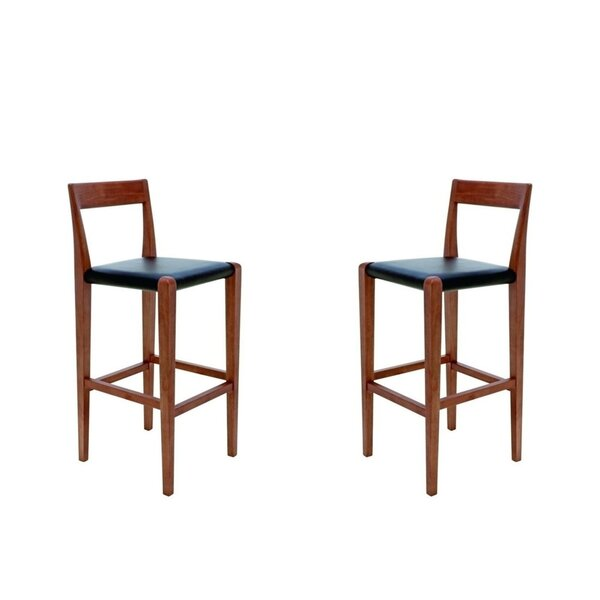 Toole 26'' Counter Stool (Set of 2) by Foundry Select Foundry Select