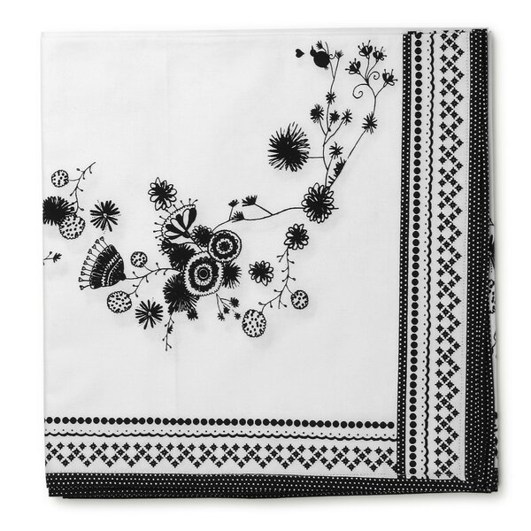 Miss Blackbirdy Table Runner by Heritage Lace