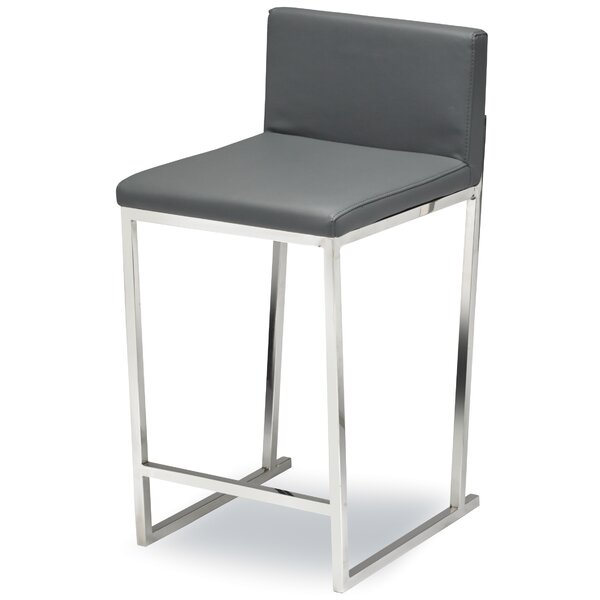 Rogue 24 Bar Stool (Set of 2) by Orren Ellis