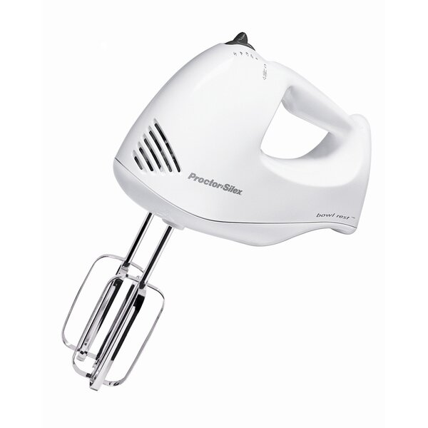 5 Speed Hand Mixer by Proctor-Silex