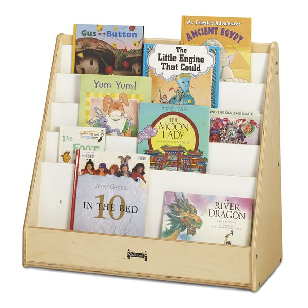 5 Compartment Book Display by Jonti-Craft
