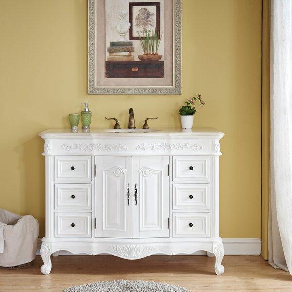 Haslett 48 Single Bathroom Vanity Set by Astoria Grand