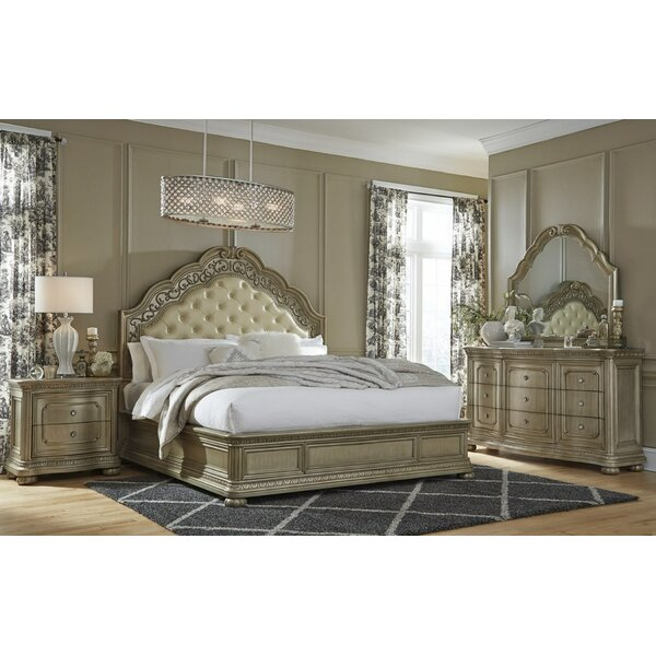 Osterman Standard Configurable Bedroom Set by Astoria Grand