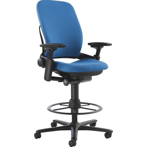 Leap® High-Back Drafting Chair by Steelcase