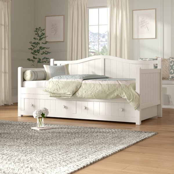 Twin Daybed With Trundle By Birch Lane™ Heritage