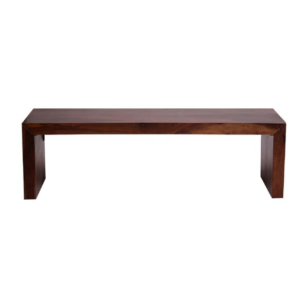 Gipe Wood Bench by Union Rustic