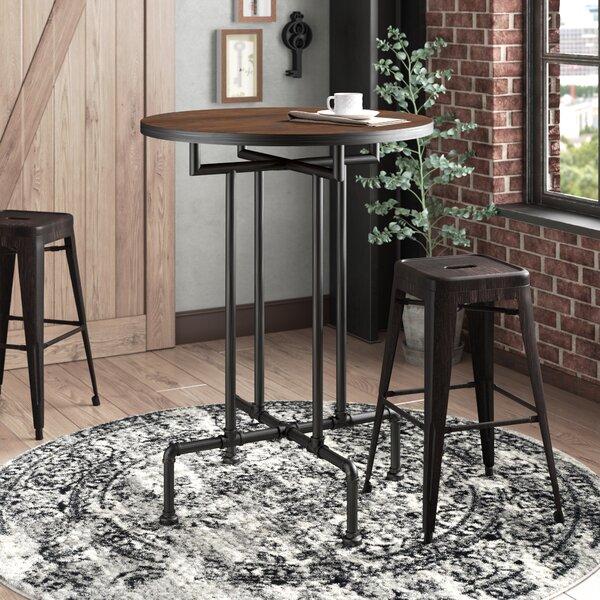 Dudek Industrial Pub Table by Williston Forge