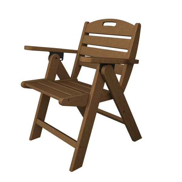 Nautical Lowback Chair by POLYWOOD POLYWOOD®