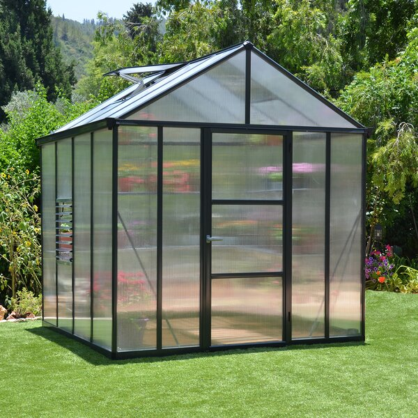 Glory 8 Ft. W x 8 Ft. D Greenhouse by Palram