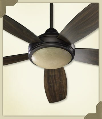 20.5 Ceiling Fan Blade Set (Set of 5) by Three Posts