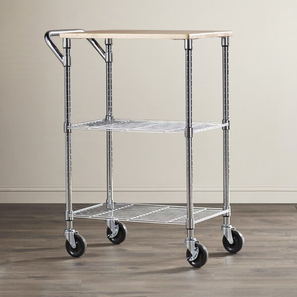 Durand Bar Cart by Red Barrel Studio