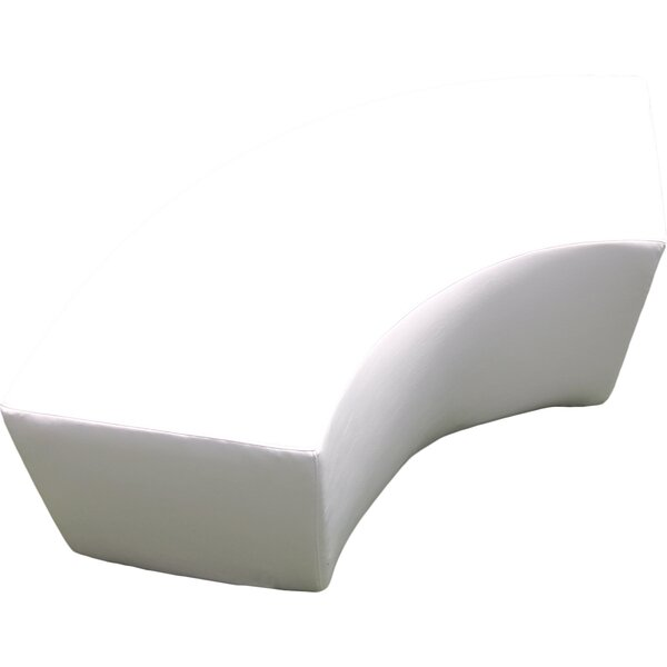 Enjoyable Modern Contemporary Curved Bench Allmodern Gmtry Best Dining Table And Chair Ideas Images Gmtryco
